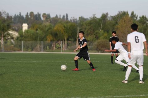 Moving from Argentina at the age of 14, Freeway League Player of the Year looks back at his 14-year soccer career