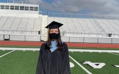 Senior Cecilia Lee is one of the 12 valedictorians for the Class of 2020 amid the COVID-19 pandemic. Image posted with permission from Cecilia Lee.