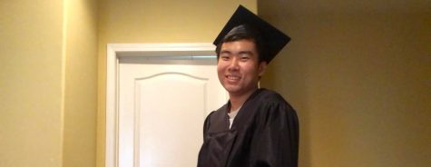 Senior Daniel Shim is one of the 12 valedictions in the Class of 2020. Image posted with permission from Daniel Shim.