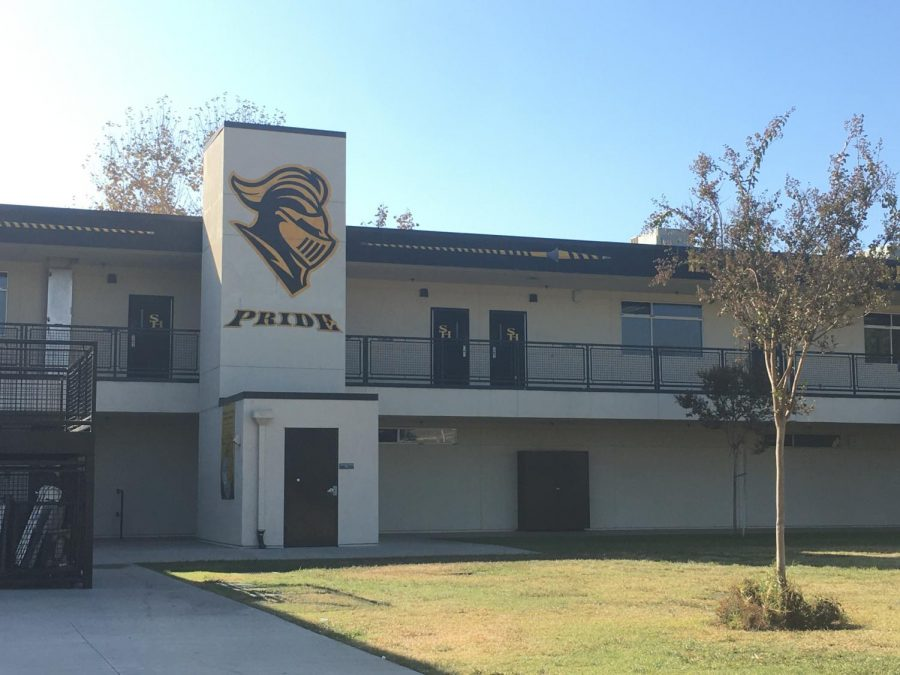 Sunny Hills High School's quad and classroom buildings will remain empty Aug. 11 when school starts as part of Gov. Gavin Newsom's mandate that campuses in counties on the state's coronavirus watch list stay closed for safety reasons. The July 17 decision comes nearly a week before a July 23 special meeting of the Fullerton Joint Union High School District trustees to discuss reopening plans for Sunny Hills and the other seven schools in the district.