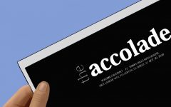 The Accolade: Weve still got issues planned during distance learning; meanwhile, check us out online during this historic COVID-19 period