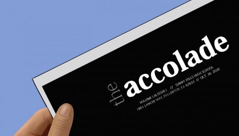 The Accolade: We