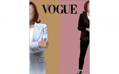 Vogue's upcoming February 2021 issue, announced on Jan.19, featuring Vice President Kamala Harris, will have two versions: the print and the special inaugural edition. The main print issue cover [right] was criticized for being terribly edited and unbefitting for the first female second in com. The alternative cover [left], used only for a limited edition issue, better features Harris and the importance of her historic victory.