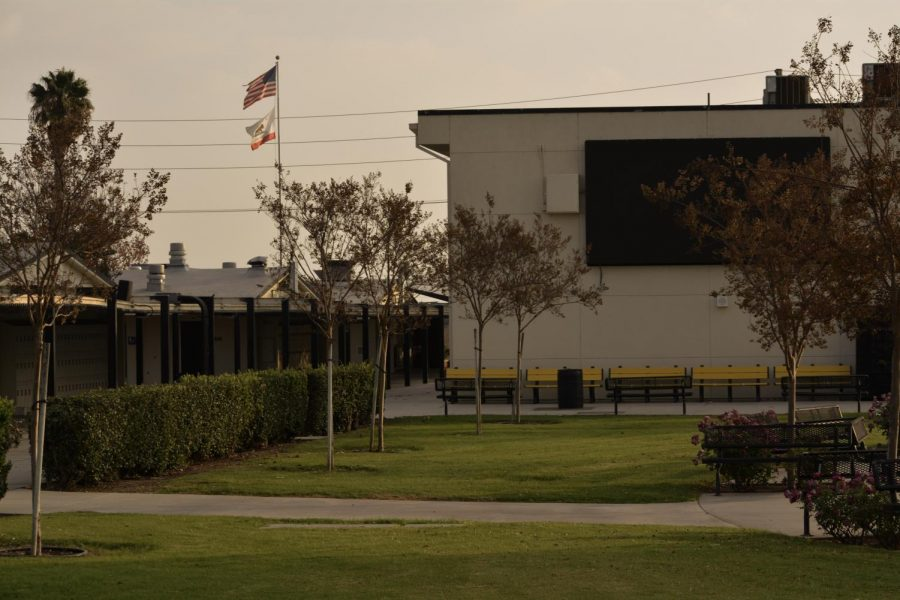 The Sunny Hills campus will remain closed for live classroom instruction until at least Feb. 9 after the Fullerton Joint Union High School District board of trustees agreed during a Jan. 26 emergency meeting to defer the return of hybrid learning, citing COVID-19-related health and safety concerns.