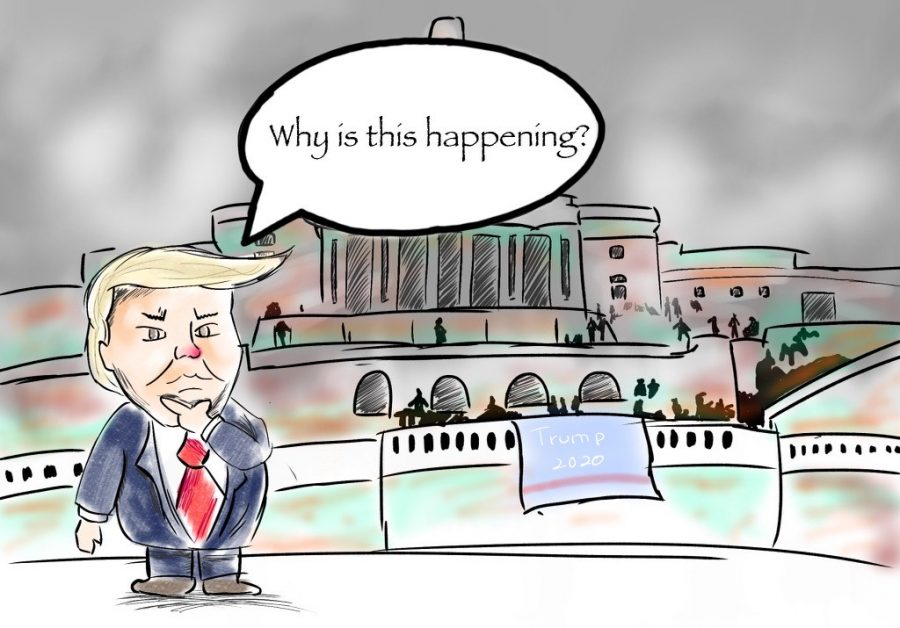 Cartoon: Why is this happening?