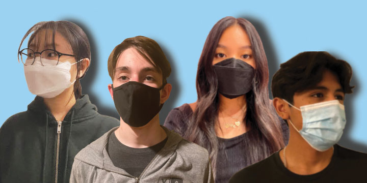 Four Sunny Hills students share their stories of how they contracted COVID-19 throughout the year since the March quarantine.