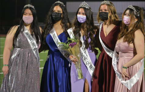 Video: Meet the five 2021 Homecoming Court candidates